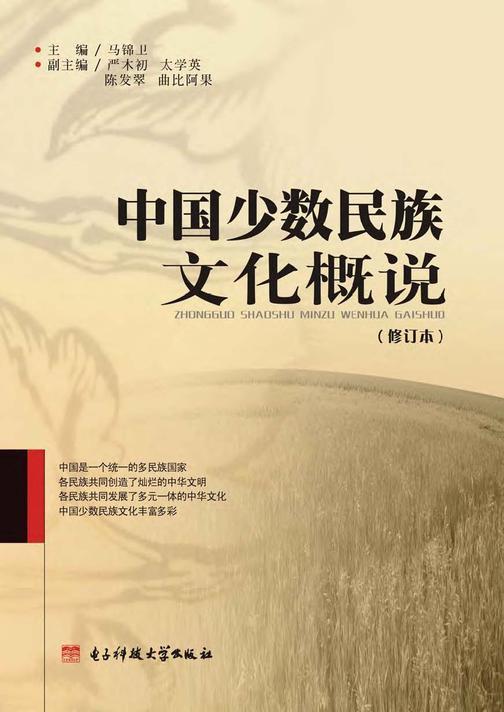 中国少数民族文化概说
