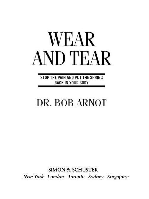 Wear and Tear