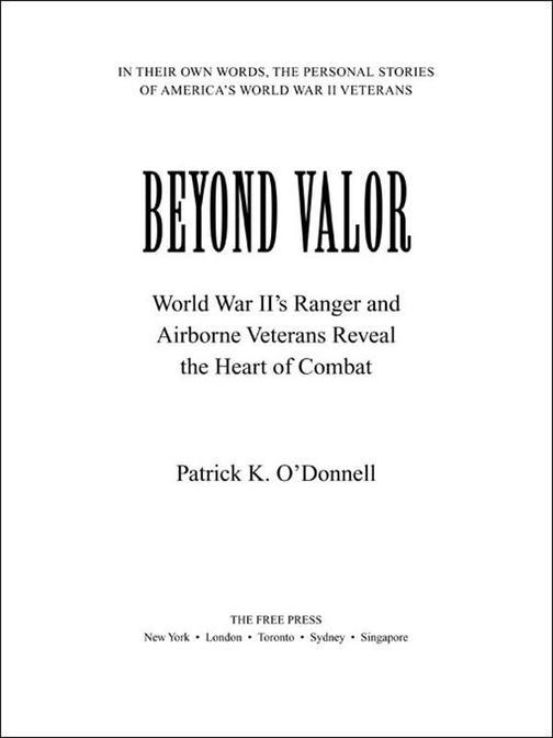 Beyond Valor
