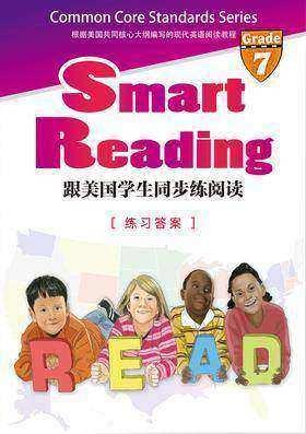 Smart Reading:跟美国学生同步练阅读(英文原版)(Grade 7 练习答案)