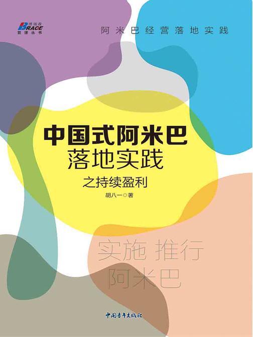 中国式阿米巴落地实践之持续盈利
