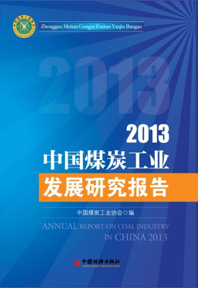 2013中国煤炭工业发展研究报告