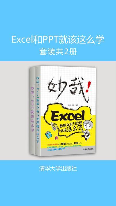 Excel和PPT就该这么学(套装共2册)