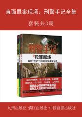 直面罪案现场:刑警手记全集(套装共3册)