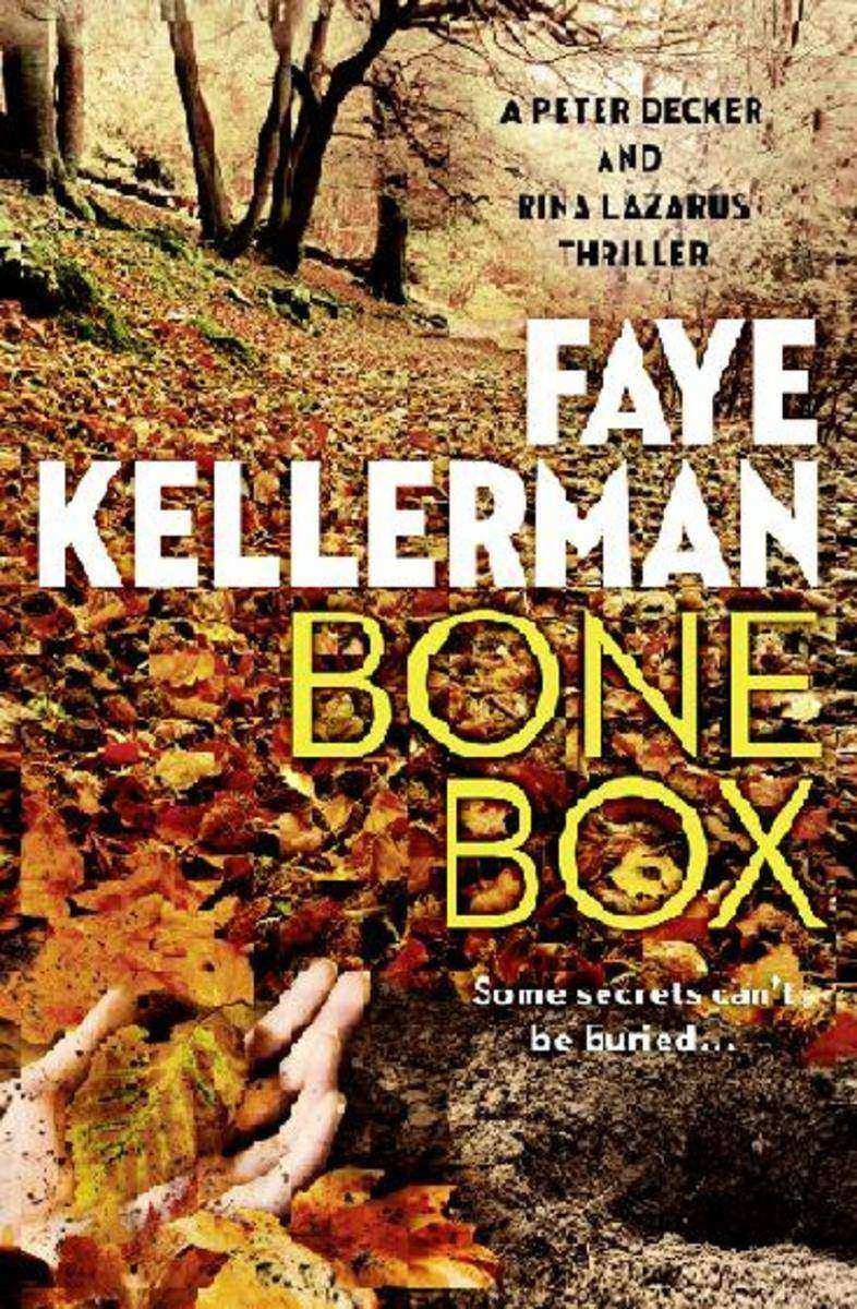 Bone Box (Peter Decker and Rina Lazarus Series, Book 24)