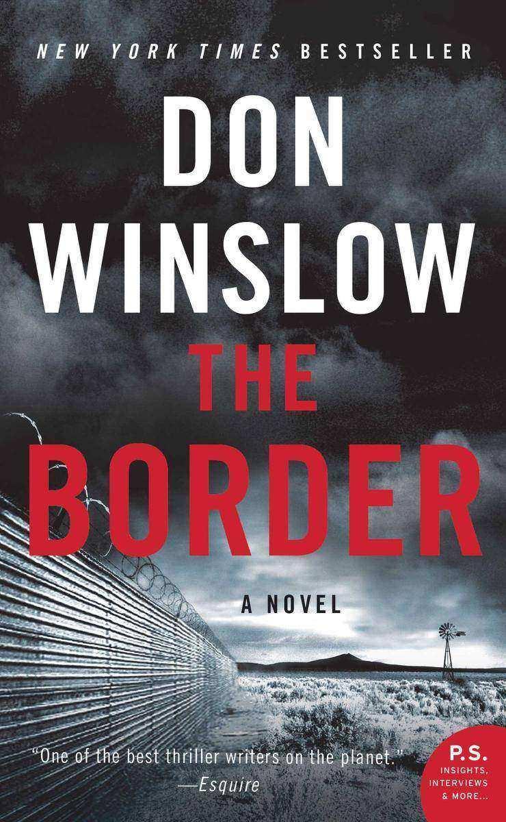The Border:A Novel