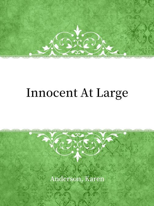 Innocent At Large