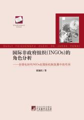 国际非政府组织(INGOs)的角色分析:全球化时代INGOs在国际机制发展中的作用
