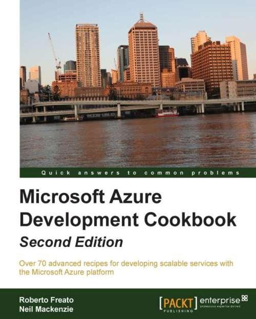 Microsoft  Azure Development Cookbook