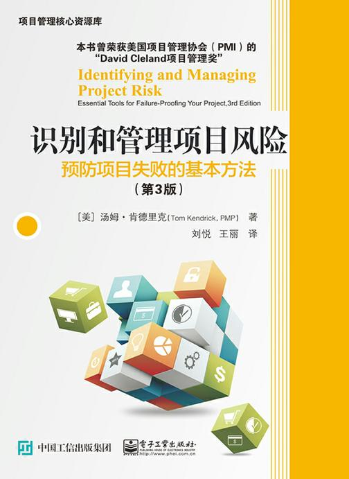 识别和管理项目风险:预防项目失败的基本方法(第3版)