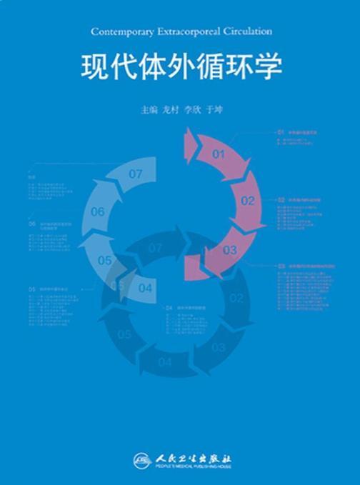 现代体外循环学