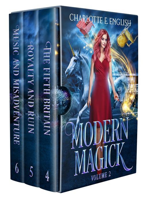 Modern Magick, Volume 2: Books 4-6