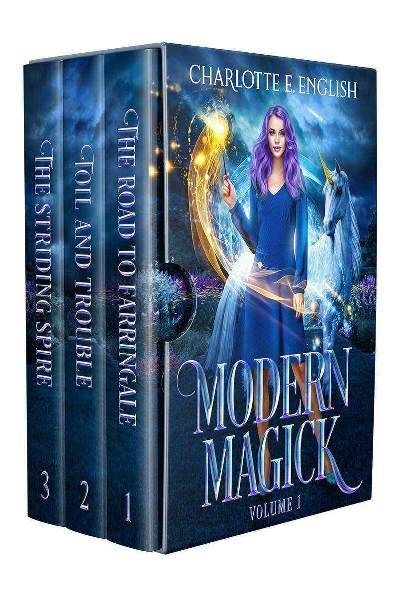 Modern Magick, Volume 1: Books 1-3
