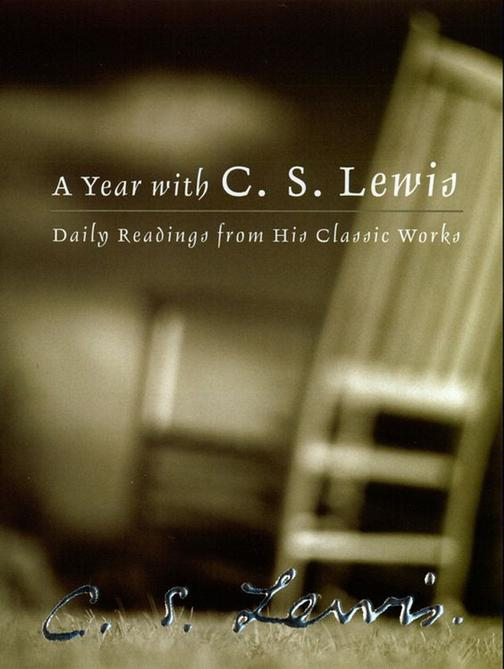 A Year with C. S. Lewis 与C.S.路易斯相伴365日