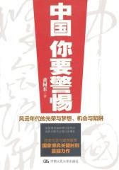 中国,你要警惕——风云年代的光荣与梦想、机会与陷阱