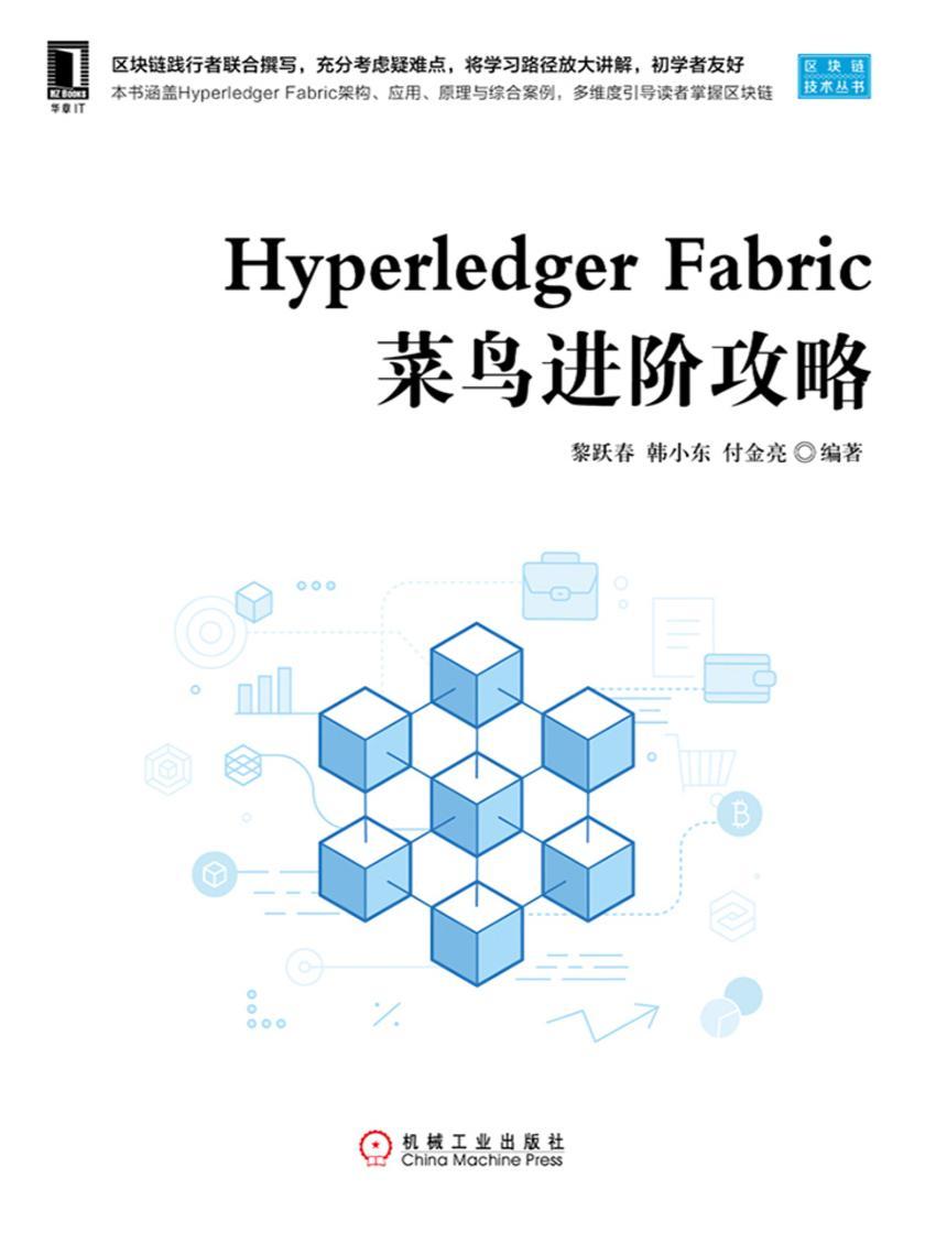 Hyperledger Fabric菜鸟进阶攻略