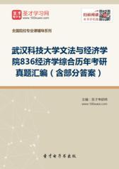 武汉科技大学文法与经济学院836经济学综合历年考研真题汇编(含答案)