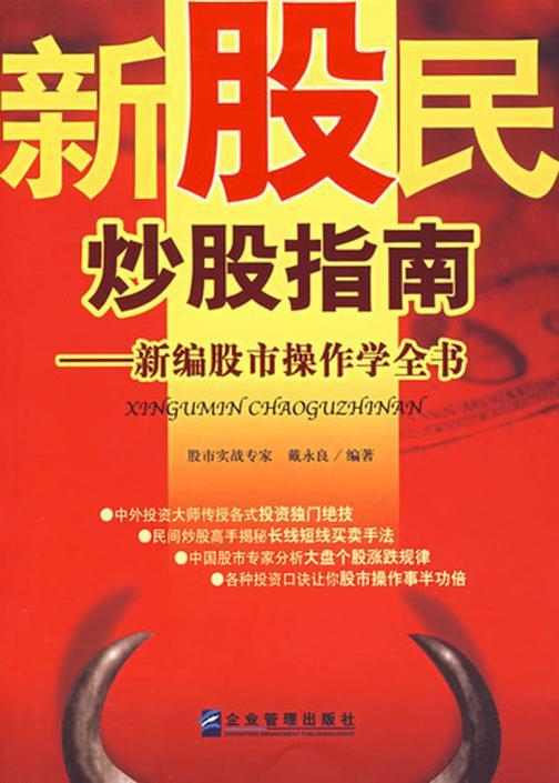 新股民炒股指南:新编股市操作学全书