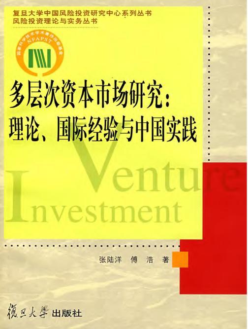 多层次资本市场研究:理论、国际经验与中国实践