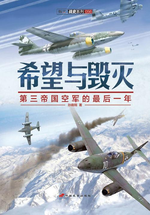 希望与毁灭:第三帝国空军的最后一年