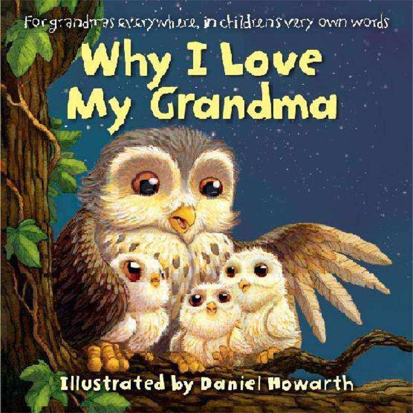 Why I love my Grandma