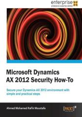Microsoft Dynamics AX 2012 Security - How to