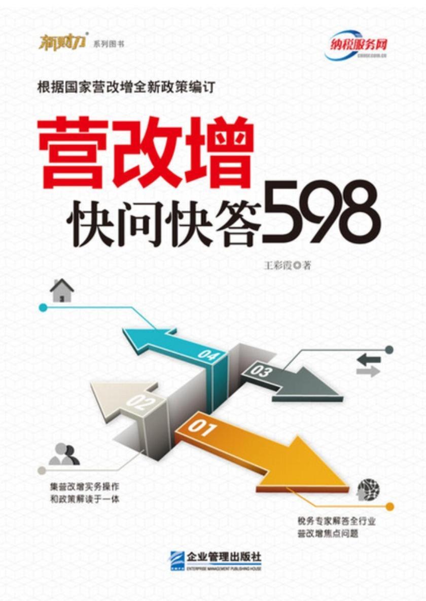 营改增快问快答598(专家解读国家税务总局全新营改增政策)