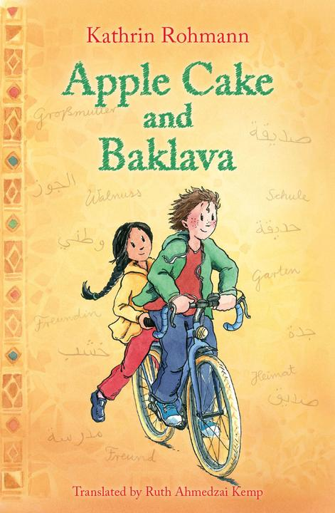 Apple Cake and Baklava