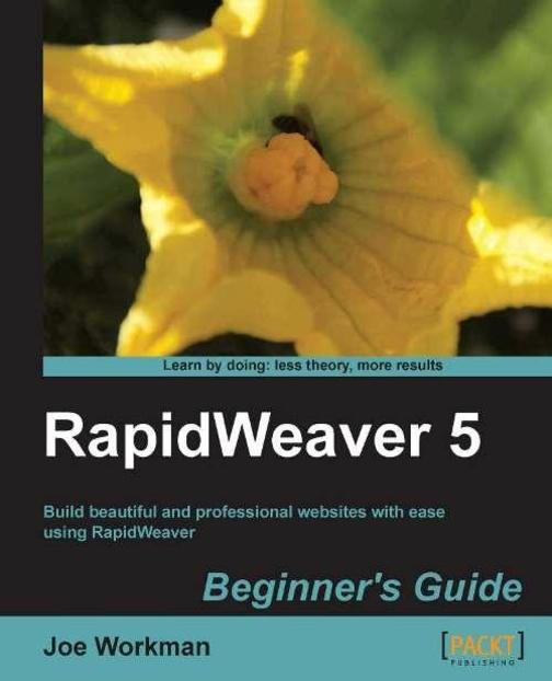 RapidWeaver 5 Beginner's Guide