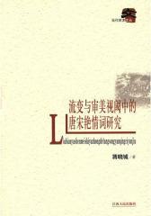 流变与审美视阈中的唐宋艳情词研究(仅适用PC阅读)