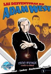 Misadventures of Adam West (Spanish Edition) Vol.1 # 1