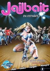 Jailbait (Spanish Edition) Vol.1 # 2