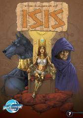 Legend of Isis Vol.1 # 7