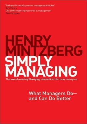 Simply Managing简单管理