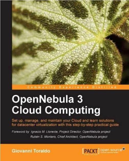 OpenNebula 3 Cloud Computing
