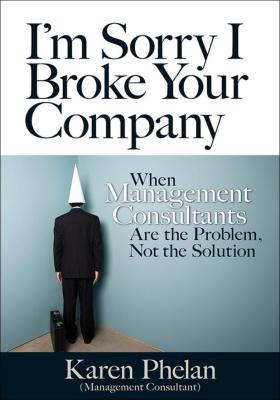 I'm Sorry I Broke Your Company对不起, 我把你的公司搞破产了