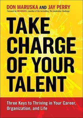 Take Charge of Your Talent掌握自己的才能