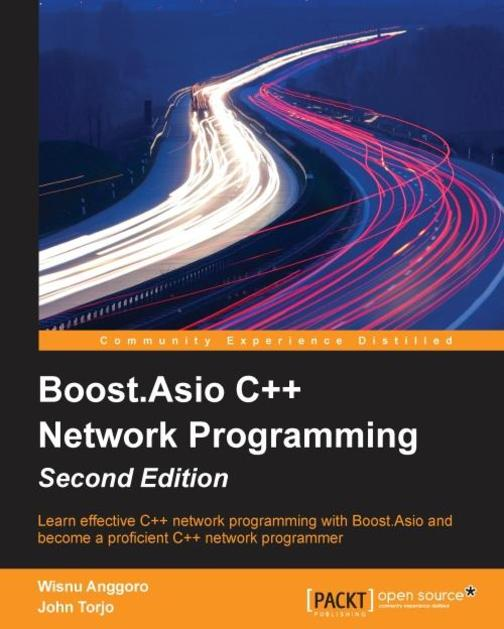 Boost.Asio C++ Network Programming - Second Edition
