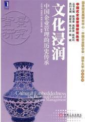 文化浸润:中国企业管理的历史传承(试读本)