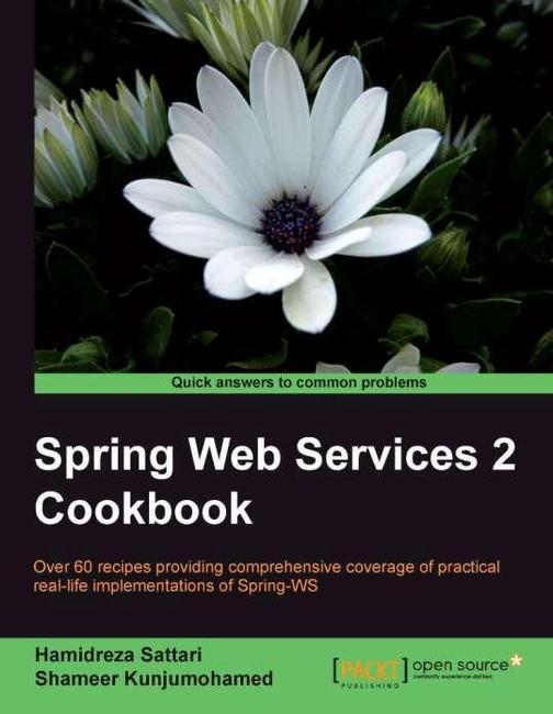 Spring Web Services 2 Cookbook