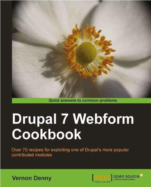 Drupal 7 Webform Cookbook