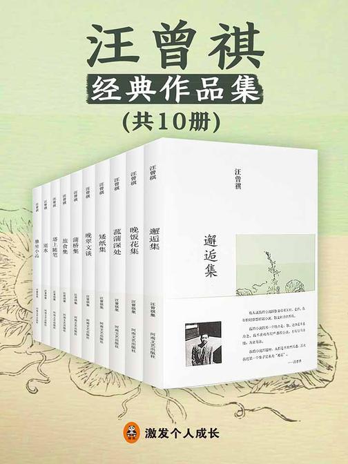 汪曾祺集(全10册)