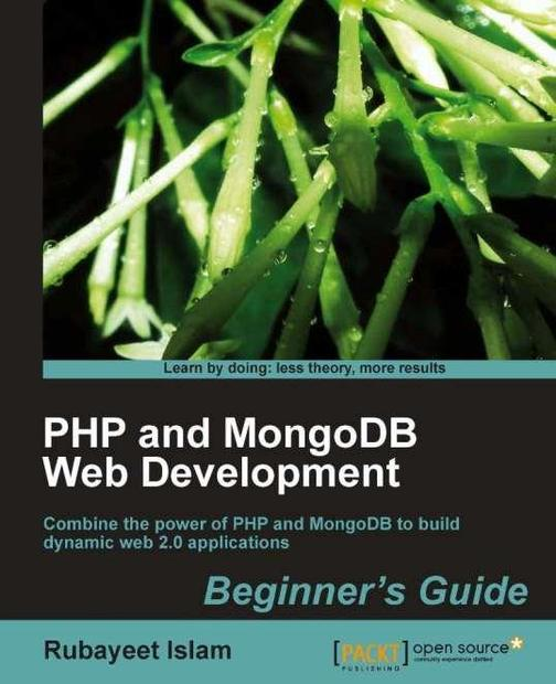 PHP and MongoDB Web Development Beginner's Guide
