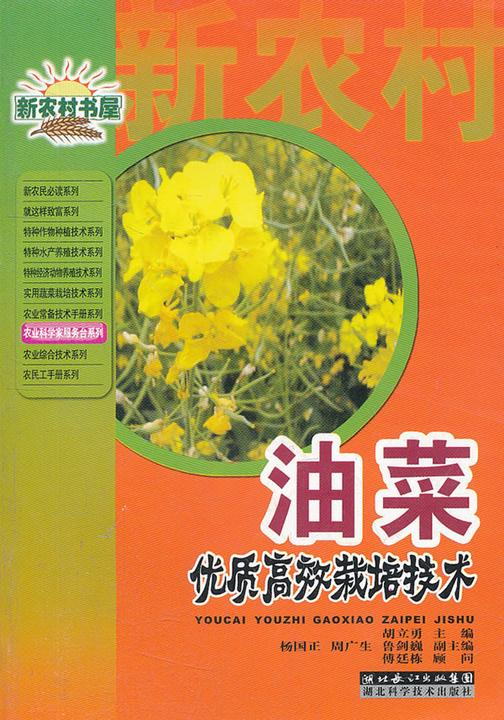 油菜优质高产栽培技术