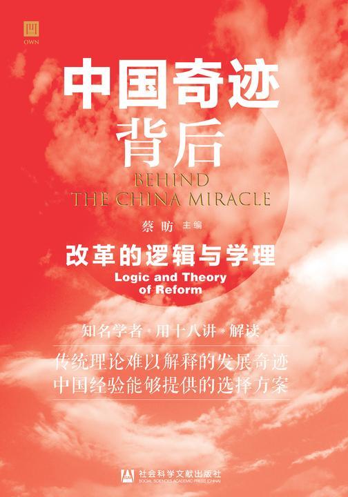 中国奇迹背后;改革的逻辑与学理【十八位知名学者解读传统理论难以解释的发展奇迹】 (OWN系列)