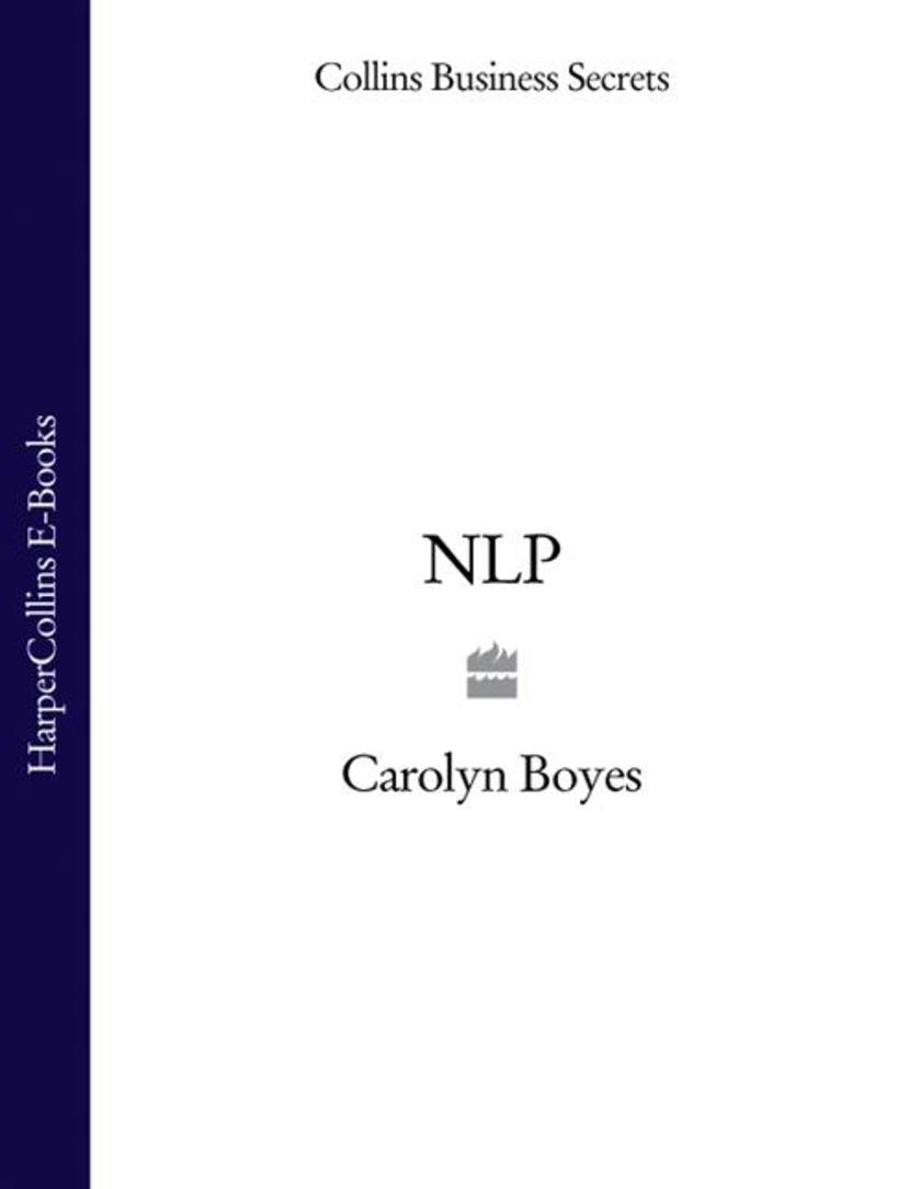 NLP (Collins Business Secrets)