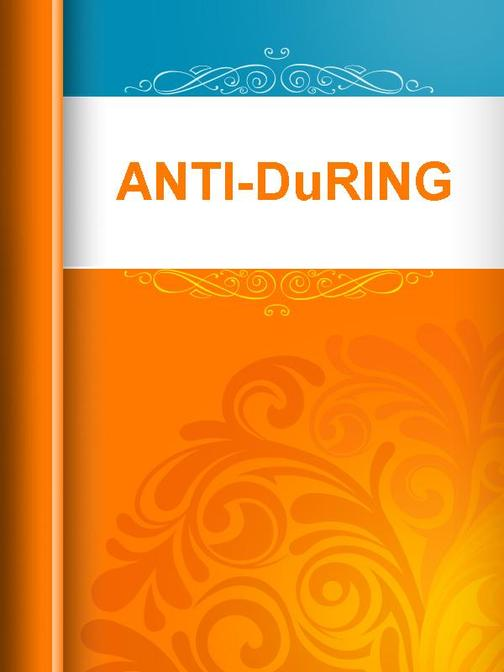 ANTI-DuRING