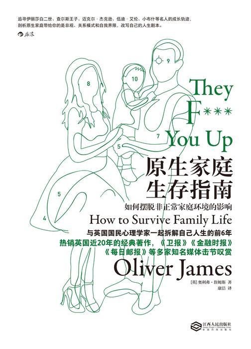 原生家庭生存指南:如何摆脱非正常家庭环境的影响(拆解人生前6年,从父母手中拿回人生主导权,成为自己人生剧本的描述者。)