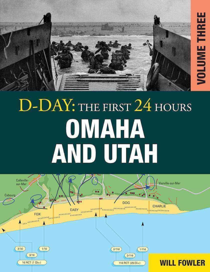 D-Day: Omaha and Utah