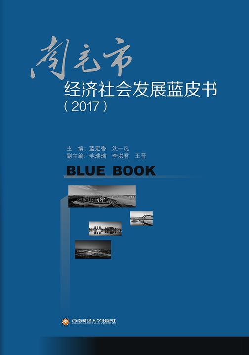 南充市经济社会发展蓝皮书(2017)